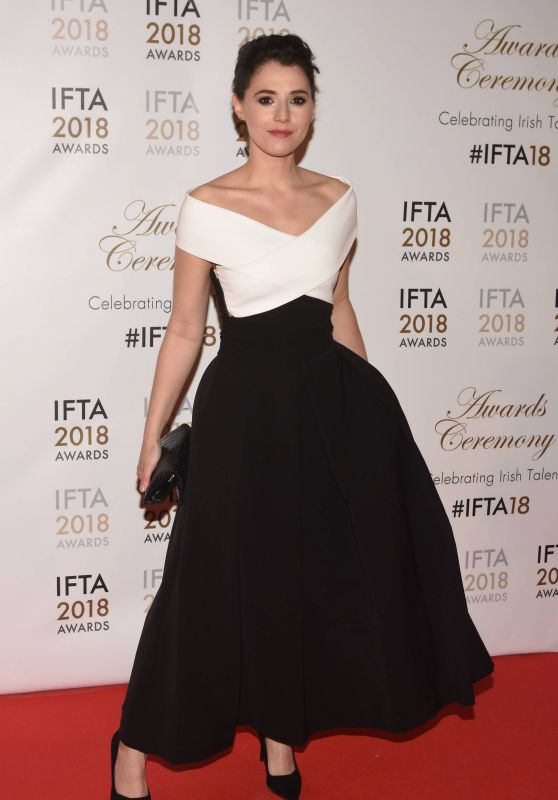 Charlie Murphy - IFTA Film & Drama Awards 2018 in Dublin