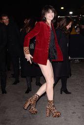 Charlotte Gainsbourg – Christian Dior Show FW18 in Paris