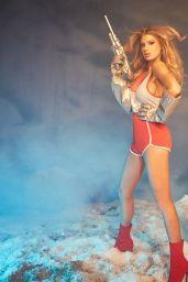Charlotte McKinney - Barbarella Photoshoot