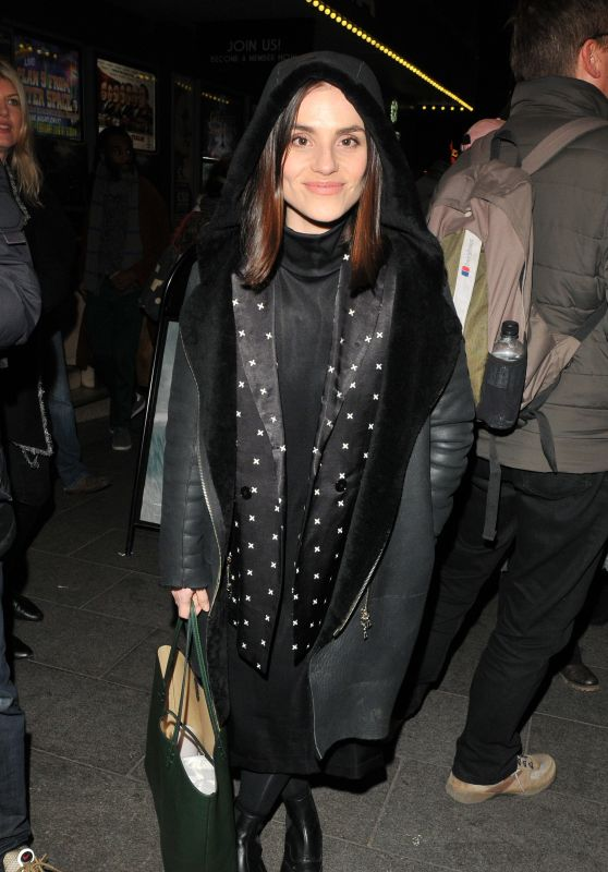 "Charlotte Riley - ""The Ninth Cloud"" Screening in London"