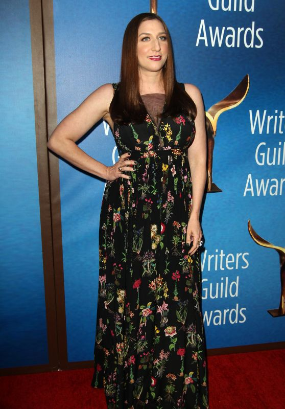 Chelsea Peretti – Writers Guild Awards 2018 Red Carpet