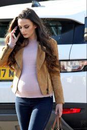 Cher Lloyd - Ealing Studios in London 02/16/2018