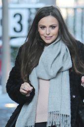 Cher Lloyd - Outside ITV Studios in London 02/28/2018