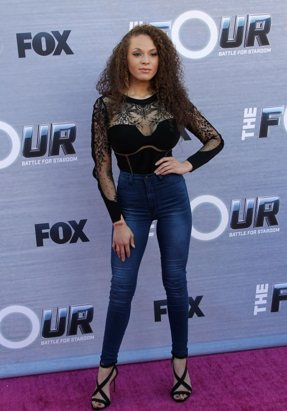 "Cheyenne Elliott – ""The FOUR: Battle For Stardom"" Viewing Party"