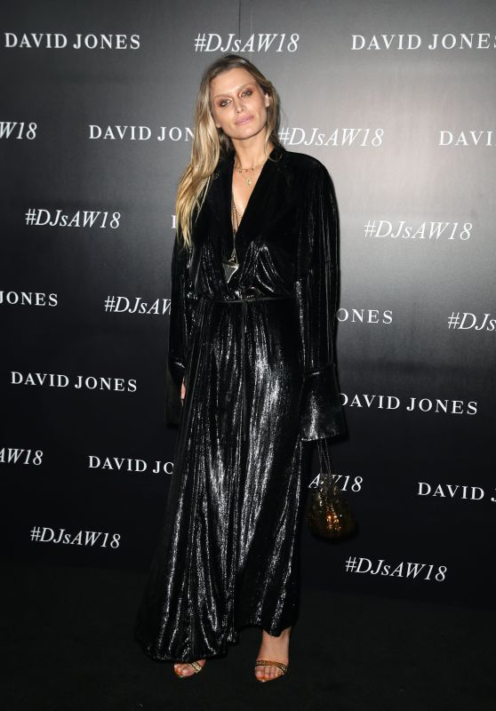 Cheyenne Tozzi – David Jones Autumn Winter 2018 Collections Launch Red Carpet in Sydney