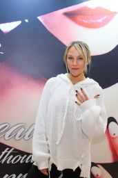 Chloe Madeley - Professional Beauty Exhibition in London