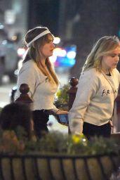 Chloe Moretz - Celebrates Her Birthday in Los Angeles