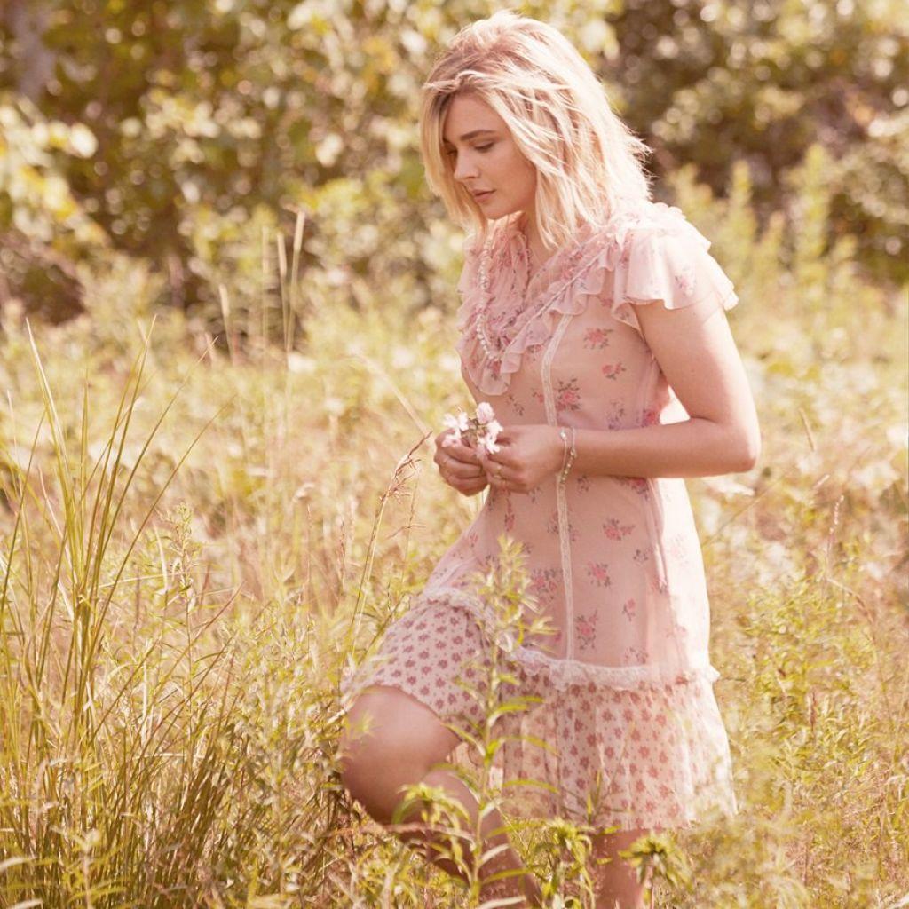 Chloe Parfum Moretz Coach 2018 Eau Campaign De Floral 35AL4Rj