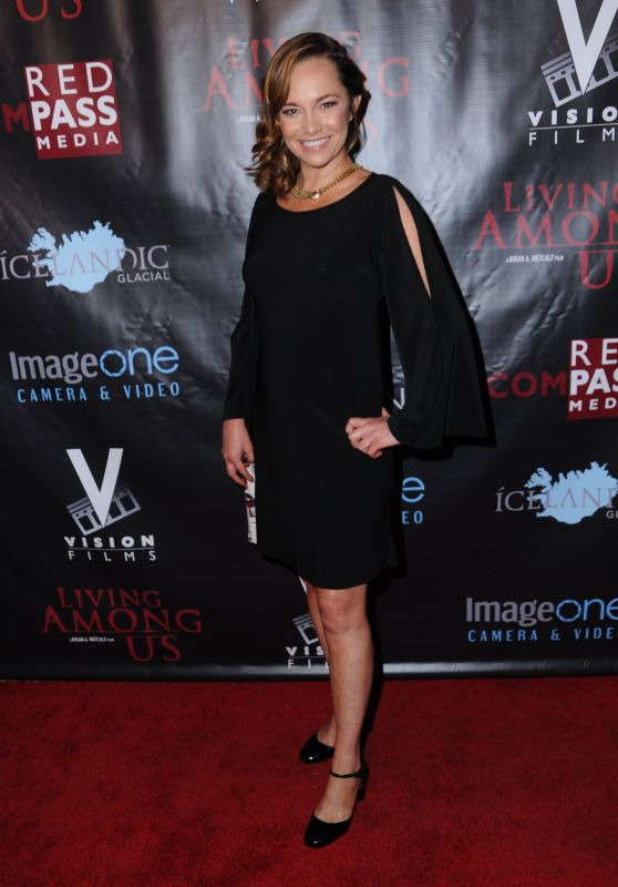 "Christi Mills – ""Living Among Us"" Red Carpet in Los Angeles"