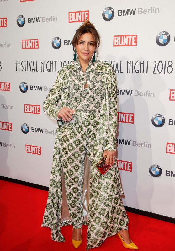 Chryssanthi Kavazi – BUNTE & BMW Host Festival Night, Berlinale 2018