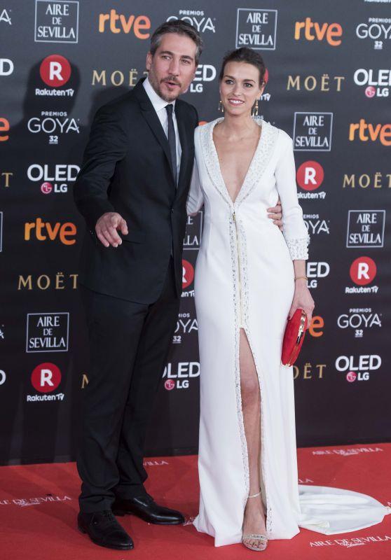 Clara Mendez – 2018 Goya Awards in Madrid