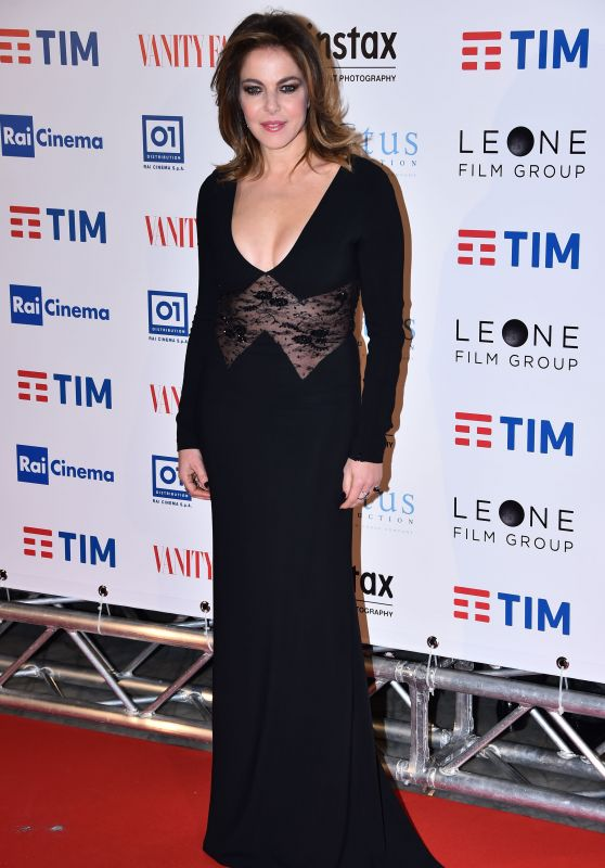 "Claudia Gerini – ""There Is No Place Like Home"" Premiere in Rome"
