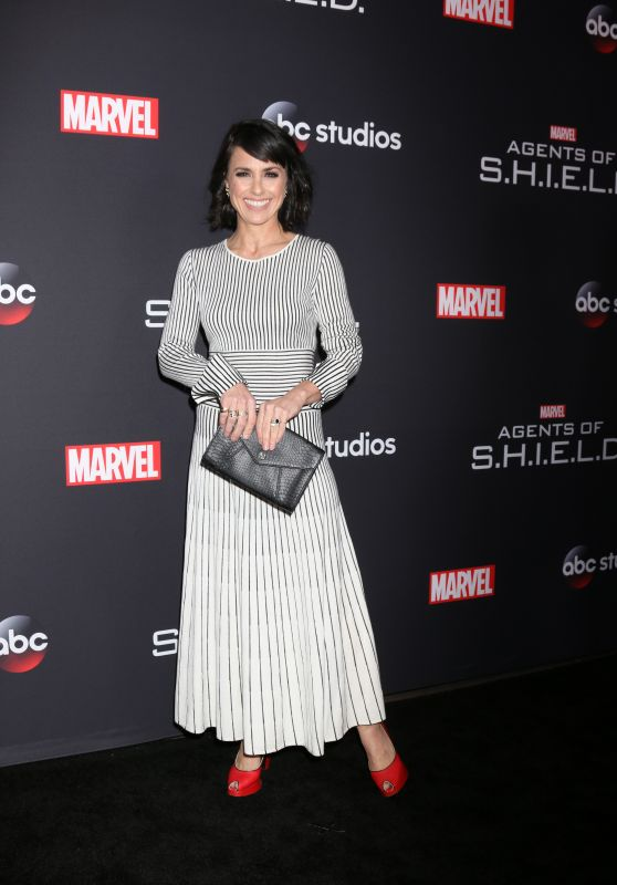 "Constance Zimmer – ""Agents Of S.H.I.E.L.D."" 100th Episode Party in LA"