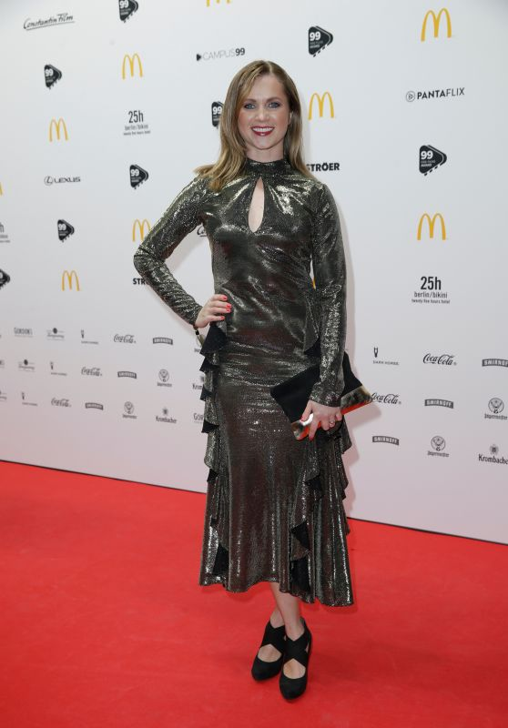 Cornelia Gröschel – 99Fire-Films-Award at Berlinale 2018