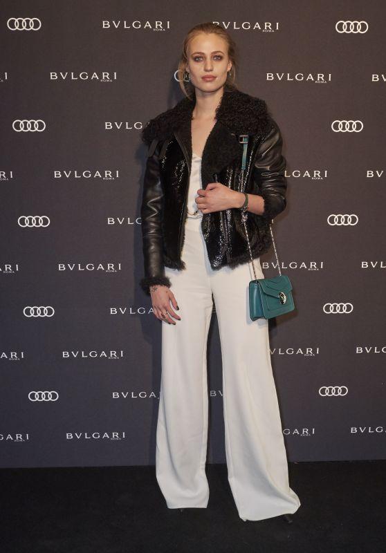 Cosima Auermann – Bvlgari #RVLEyournight Party, Berlinale 2018