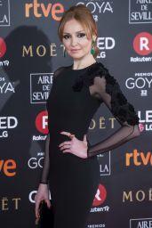 Cristina Castano – 2018 Goya Awards in Madrid