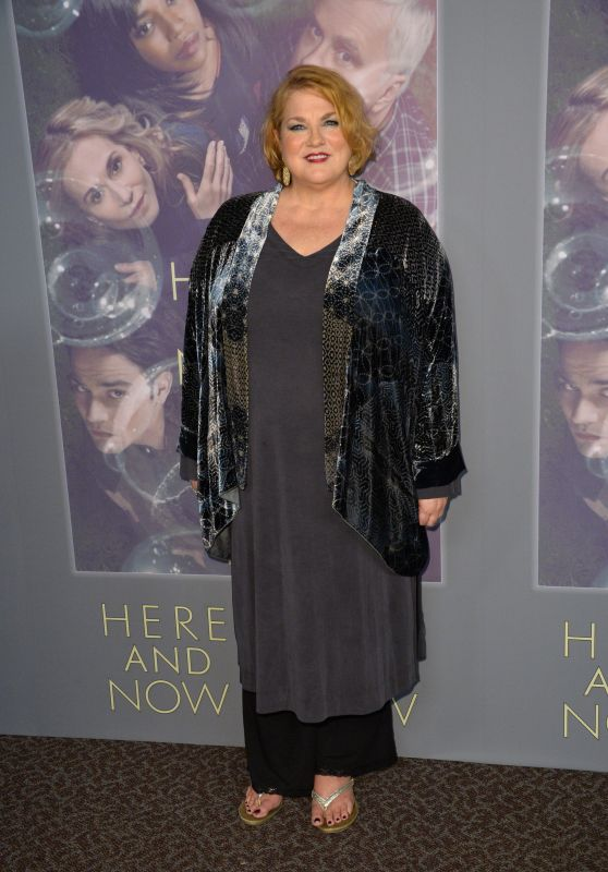 "Cynthia Ettinger – ""Here and Now"" Premiere in LA"