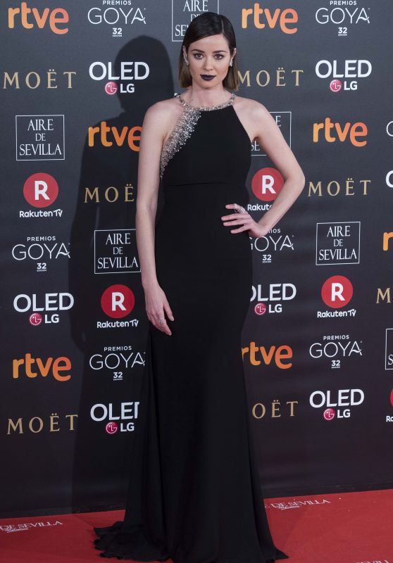 Dafne Fernandez – 2018 Goya Awards in Madrid