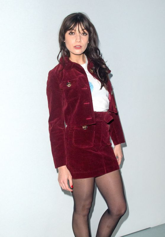 Daisy Lowe - House of Holland Fashion Show in London