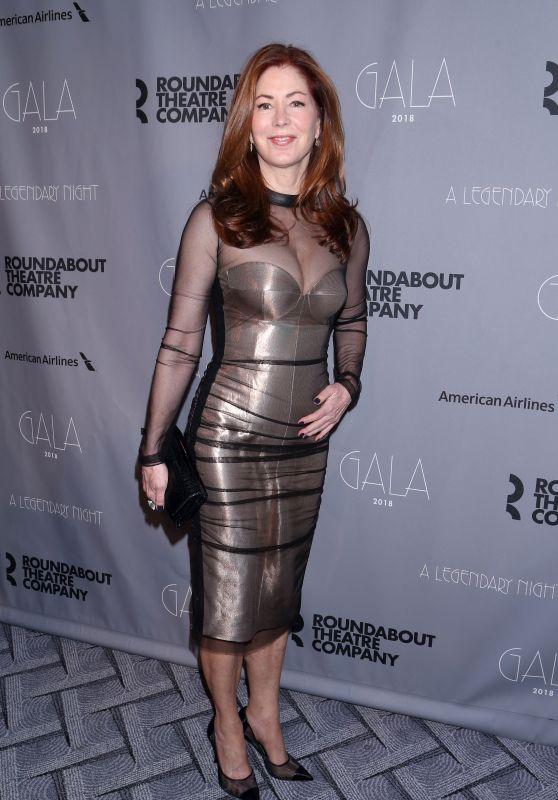 Dana Delany - 2018 Roundabout Theatre Company Gala in New York