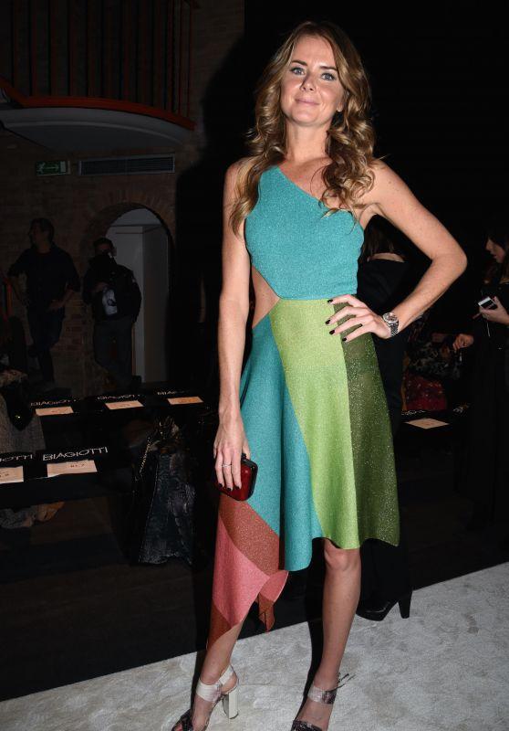 Daniela Hantuchova – Laura Biagiotti Show FW18 in Milan