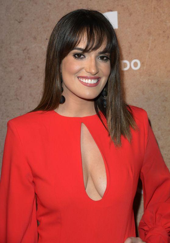 """Daniela Macias – """"Al Otro Lado del Muro"""" Telenova Screening in Miami"""