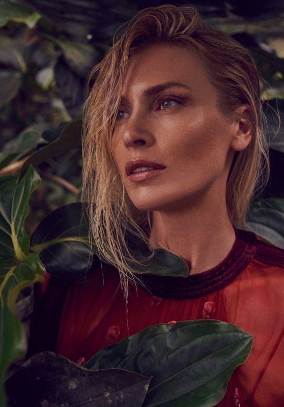 Daniela Pestova - Photoshoot for Valentino SS 2018