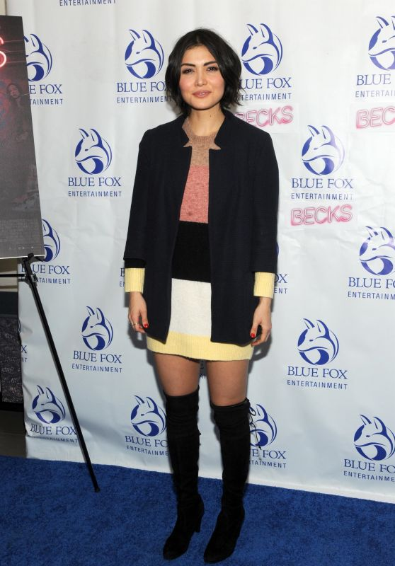 "Daniella Pineda – ""Becks"" Premiere in Brooklyn"