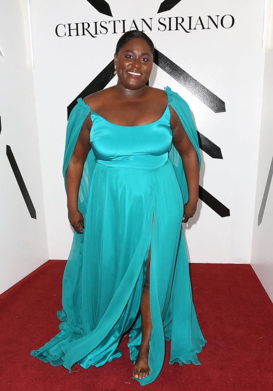 Danielle Brooks – Christian Siriano Show FW18 at NYFW