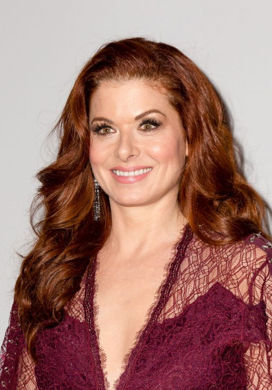 """Debra Messing - """"Will and Grace"""" TV Show UK Tour Photocall in London"""