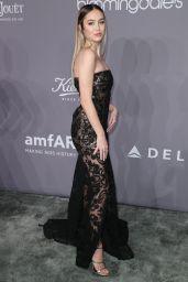 Delilah Belle Hamlin – 2018 amfAR Gala in NYC