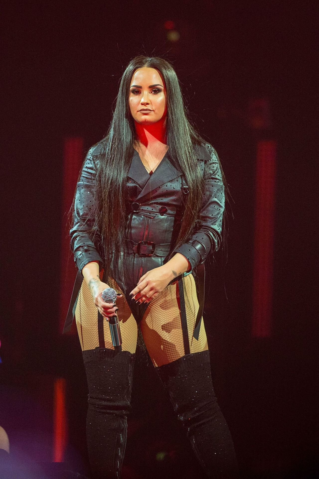 Demi Lovato World Tour Dj Khaled  Set List