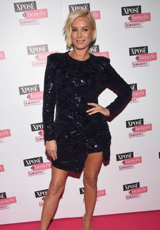 Denise van Outen – Xpose Benefit Awards 2018 in Dublin