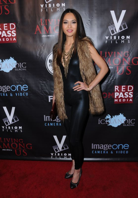 """Deseriee Siahaan – """"Living Among Us"""" Red Carpet in Los Angeles"""