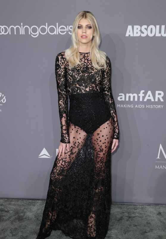 Devon Windsor – 2018 amfAR Gala in NYC