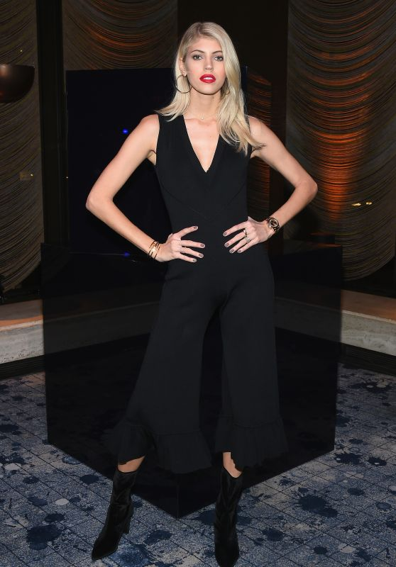Devon Windsor – Stuart Weitzman Celebrates Giovanni Morelli's Debut Collection FW18 at NYFW