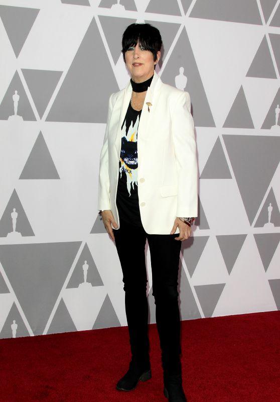 Diane Warren - Oscars Nominees Luncheon 2018 in Beverly Hills
