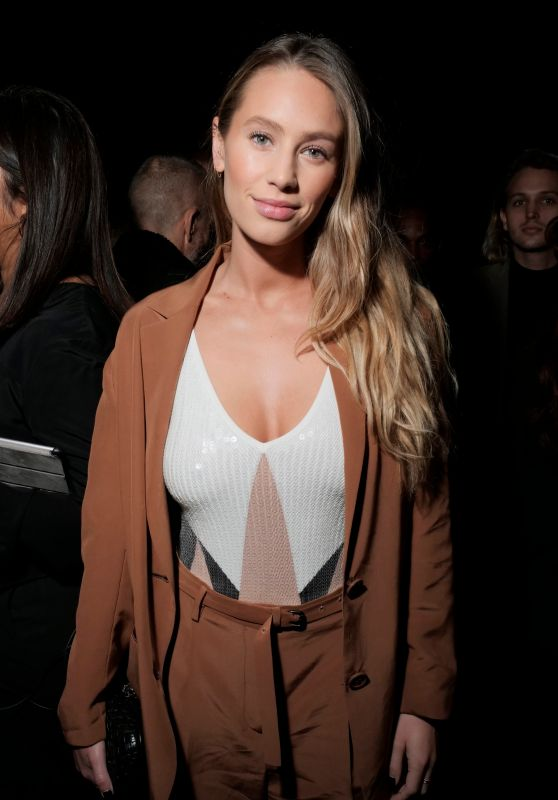 Dylan Penn – Bottega Veneta Show at NYFW 02/09/2018