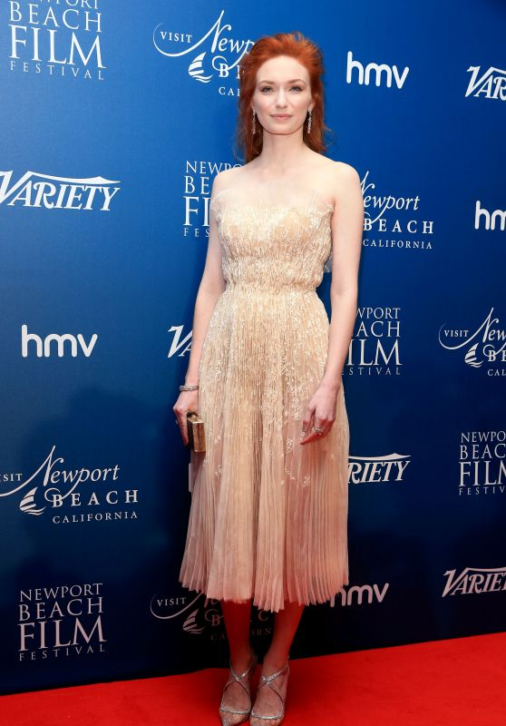 Eleanor Tomlinson – Newport Beach Annual UK Honours Event in London
