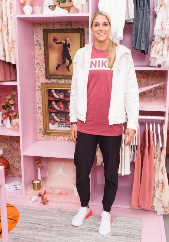 Elena Delle Donne – Nike X Revolve Party in West Hollywood
