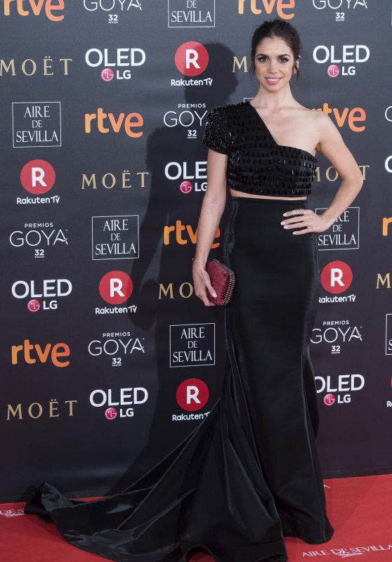 Elena Furiase – 2018 Goya Awards in Madrid