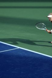 Elena Vesnina – WTA Dubai Championships in Dubai 02/21/2018