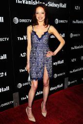 "Elizabeth J Carlisle – ""The Vanishing of Sidney Hall"" Premiere in LA"