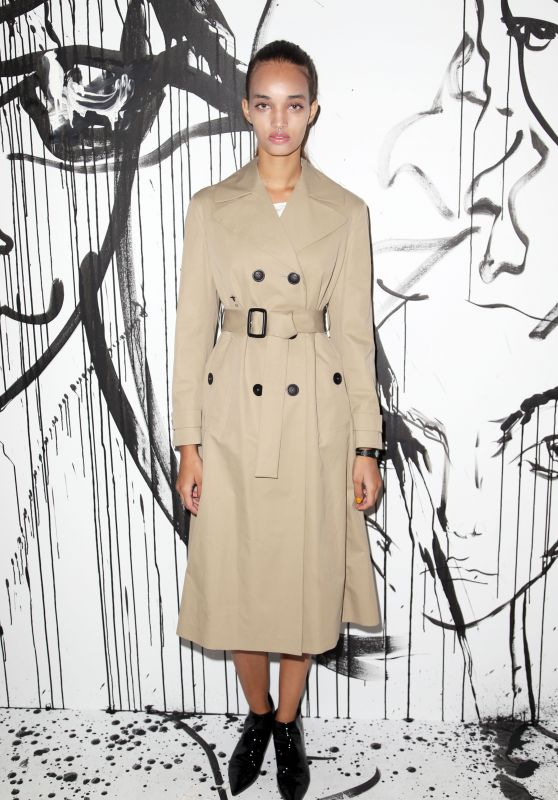 Ellen Rosa – Dior Collection Launch Party Spring Summer 2018 at NYFW