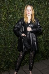 Ellie Bamber - 2018 Charles Finch & CHANEL Pre-Bafta Party in London