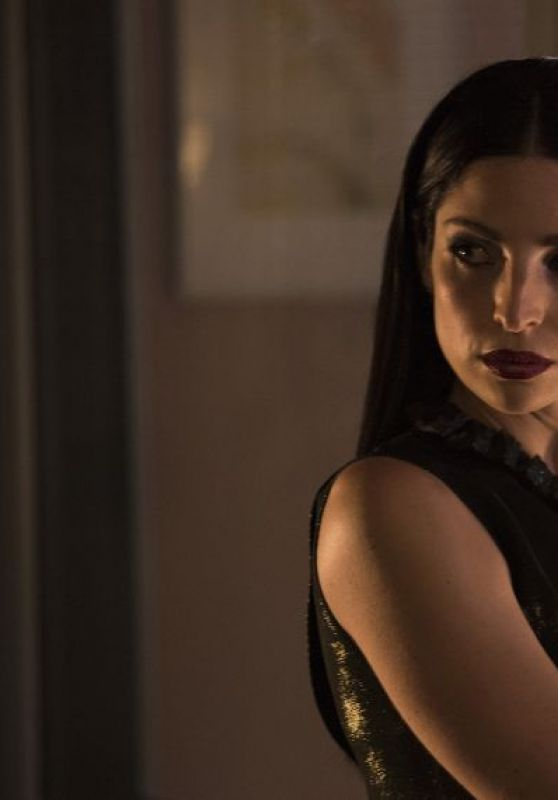 "Emeraude Toubia - ""Shadowhunters"" Season 3 Episode 1 Photos"