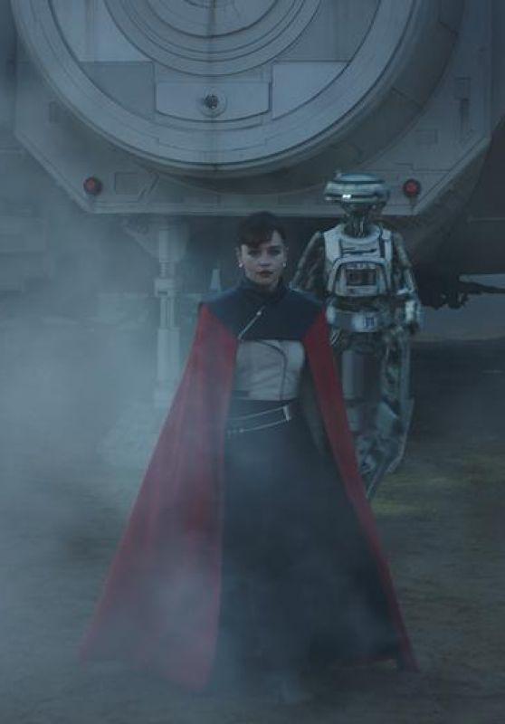 "Emilia Clarke - ""Solo: A Star Wars Story"" Photos"
