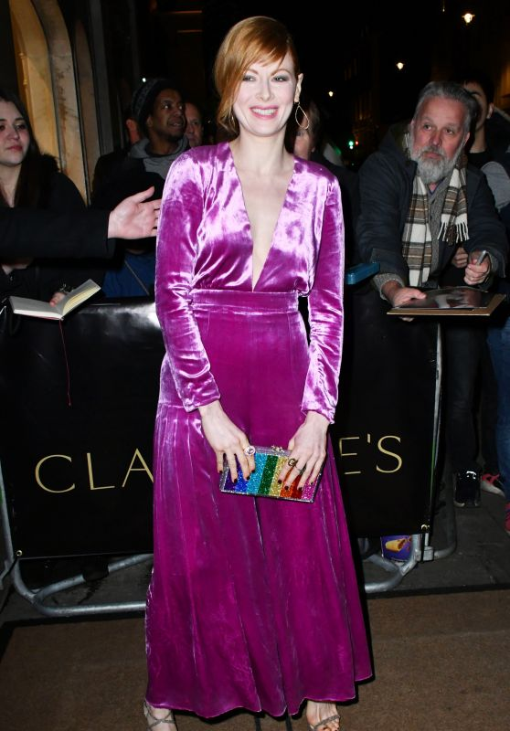 Emily Beecham – 2018 London Evening Standard British Film Awards in London