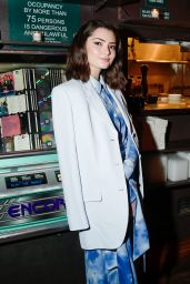 Emily Robinson – Michael Kors x David Downton Dinner Celebration in NY