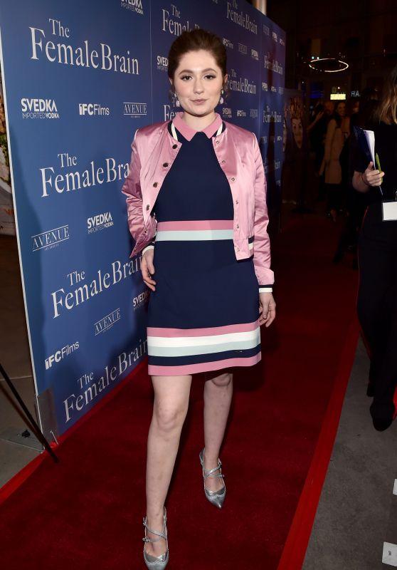 "Emma Kenney – ""The Female Brain"" Premiere in Los Angeles"